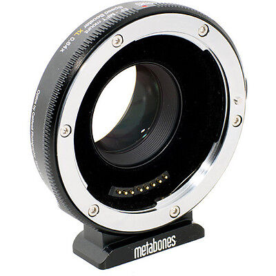 Metabones T Speed Booster XL 0.64x Adapter for Canon EF Lens to Micro 4/3 Camera