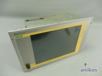 """Siemens Simatic S7 Touch Panel PC IL 77 15"""" Rechner 6AG7102-0AB10-1AC0"""
