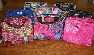 bb2d399ae6 NWT Vera Bradley LIGHTEN UP LUNCH COOLER insulated bag tote sack box bunch  RARE