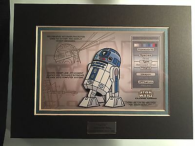 Acme Archives Star Wars Character Key- R2-D2