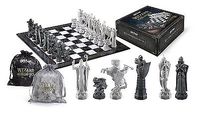 Harry Potter Wizard Chess Set Officially Licensed The Noble Collection NN7580