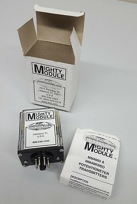 Mighty Module Mm4003-Sp0257 Relay