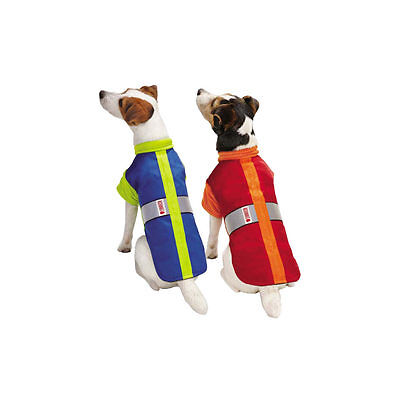 """KONG LED Thermal Safety Dog/Puppy Jacket/Vest Red XL 24"""" NEW"""