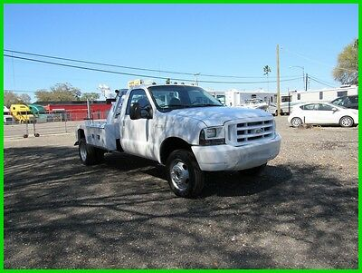 1999 Ford f450 tow truck wrecker 7.3L  TURBO DIESEL,NO RESERVE