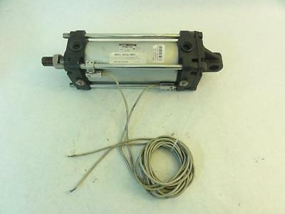 166518 Old-Stock, SMC CDA1C80-150 Pneumatic Cylinder, 80mm Bore, 150mm Stroke