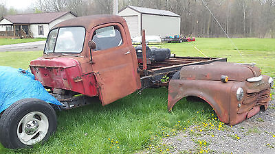 1950 Dodge Other Pickups Truck 1950 48 49 51 Dodge B2B Stake pickupTruck for parts / no original engine/chassis