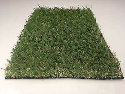 Artificial Grass Turf Synthetic Grass Green 1000mm x 1000 mm Retail AFL Display