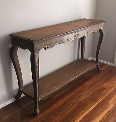 Gorgeous French Provincial antique side table