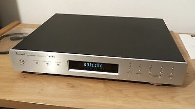 Vincent Audio STU-3 Silver Supreme High-End Stereo FM-AM Tuner *MINT Condition*