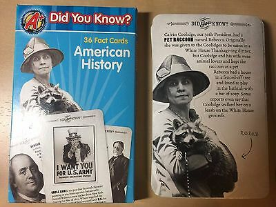 Social Studies Flash Cards (4 Sets) History and Geography