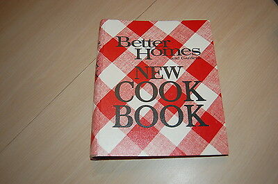 Better Homes and Gardens New Cookbook Vintage 1979 7th Printing HC 5 ring binder