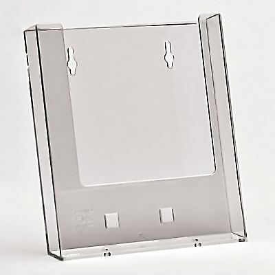 Taymar A5, Wall Mounted Single Pocket Brochure Holder - W160