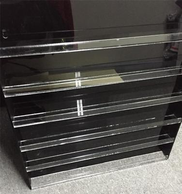Cosmetic Nail Polish Display Case Acrylic Perspex Wall Mountable - Nail Polish