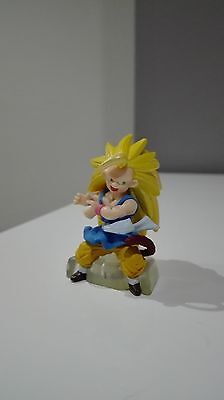 Dragon Ball Z Hg Gt Goku Ss3 Gashapon Bandai Figure