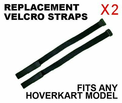 Hoverkart Replacement Straps (pack of 2) for Single/Twin Bar Hoverkart