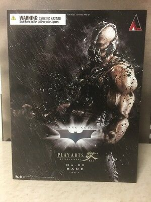 Play Arts Kai The Dark Knight Trilogy No.2 Bane