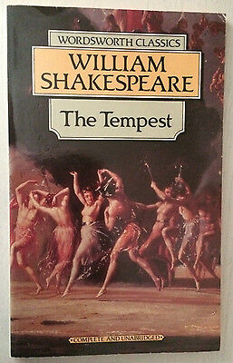 family structure in the play the tempest by william shakespeare To look at shakespeare's appropriation of the genesis narrative is to read the   details of the storm and fortunate landings none deals with the family strife that.