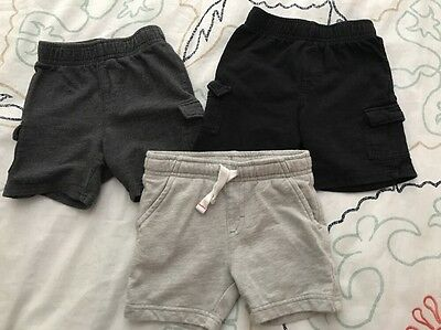 Toddler Size 24 Month Shorts Lot Of 3