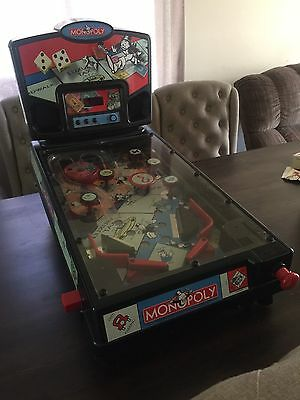 Monopoly Table Top Pinball Machine