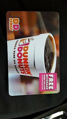$22.60 Dunkin' Donuts Gift Card for $18.99- Free Shipping