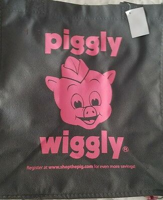 Piggly Wiggly Grocery Store Reusable Shopping Bag