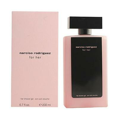 NARCISO RODRIGUEZ shower gel 200 ml