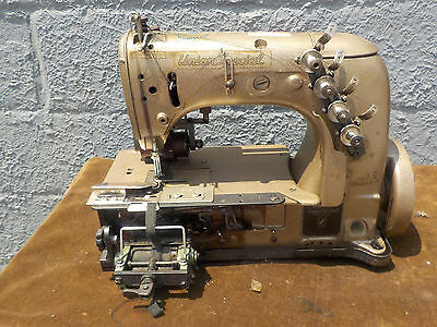 Industrial Sewing Machine Union Special 52-700 cover stitch