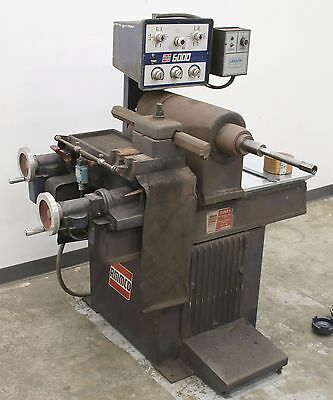 Ammco Super 6 Heavy Duty Truck Drum Brake Lathe with Adapters 6000 5000