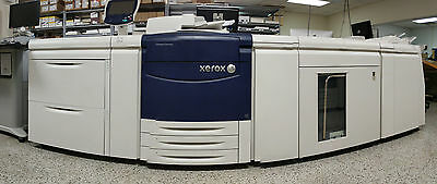 Xerox 770 Digital Color Press with In-Line Spectrophotometer