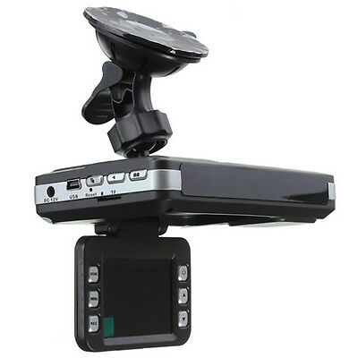 2-in-1 MFP 5MP auto DVR Kamera Rekorder+Radar Laser Speed Detektor Verkehrs