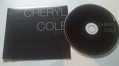 Cheryl Cole * Fight For This Love * Rare 1 Trk Promo Cd Girls Aloud