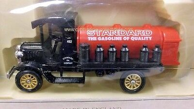 Chevron Commemorative Model Red Crown 1927 Gasoline Truck