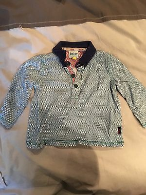 ted baker baby boys shirt 6-9 months
