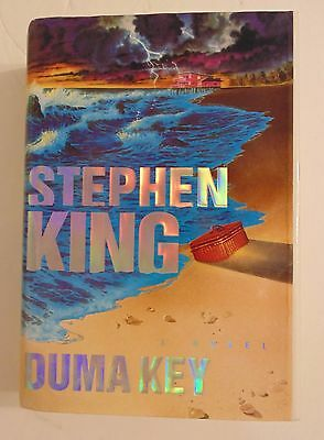 Duma Key by Stephen King - 1st Edition - Hardcover 2008