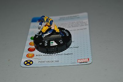 Marvel Heroclix Wolverine and the X-Men Wolverine 001