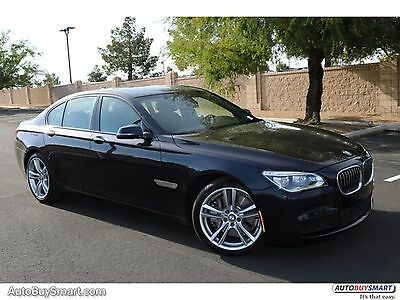 2015 BMW 7-Series RWD 2015 Blue RWD! M-SPORT