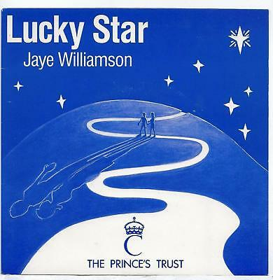 "Jaye Williamson - Lucky Star - 7"" Single"