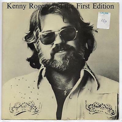 "Kenny Rogers and First Edition - EP - Ruby - 7"" Single"