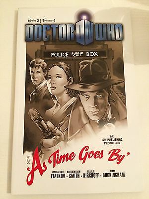 Doctor Who II: Volume 4: As Time Goes by by Joshua Hale Fialkov (Paperback, 201…