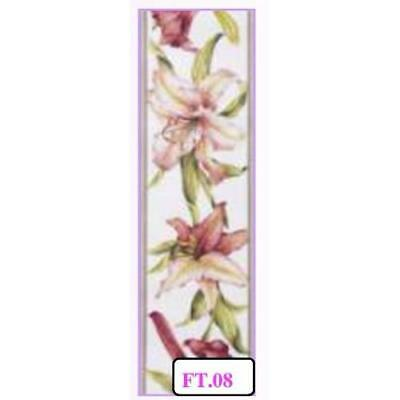 Sospeso Fabric Tape Pink Lily