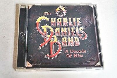 The Charlie Daniels Band - A Decade Of Hits-Cd