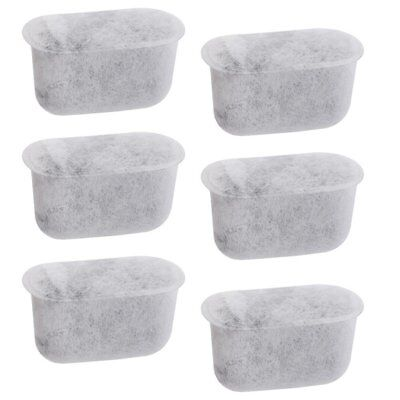 Blendin 6 Replacement Charcoal Water Filters for Cuisinart Coffee Machines,DCCF-
