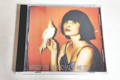 Margot And The Nuclear So And So's- Buzzard-Cd