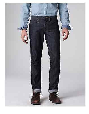 LUCKY BRAND 121 Heritage Slim Fit Straight Leg Jeans Size 28/32 NWT Reg $98