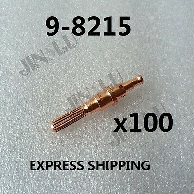 EXPRESS SHIPPING 9-8215 100Pcs electrode fits Thermal Dynamics SL60 SL100