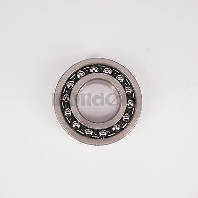 1206AKTN HRB 30x62x16mm Self Aligning Ball Bearing Double Row Tapered Bore