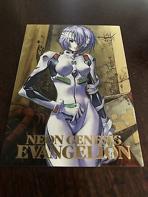 Japanese Anime Evangelion Rei Ayanami Special Gold Card Volume 4