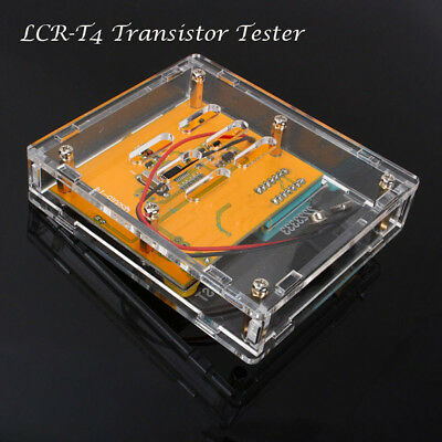 LCR-T4 Mega328 Capacitance MOS And Case Transistor Tester Diode Triode