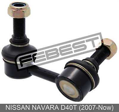 FITS NISSAN NOTE 2004/> E11 FRONT SUSPENSION SUBFRAME LEFT SWAY BAR AUTOMATIC