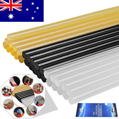 30× Paintless Dent Repair Glue Sticks PDR Tools Body Hail Removal For All Puller